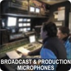 Broadcast & Production Microphones