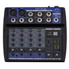 Wharfedale Connect-802 USB Mikro mikser, 2mic+2stereo ulaza